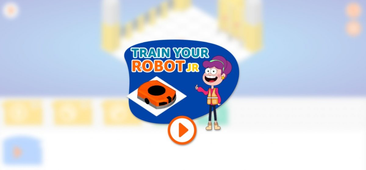 train your robot jr