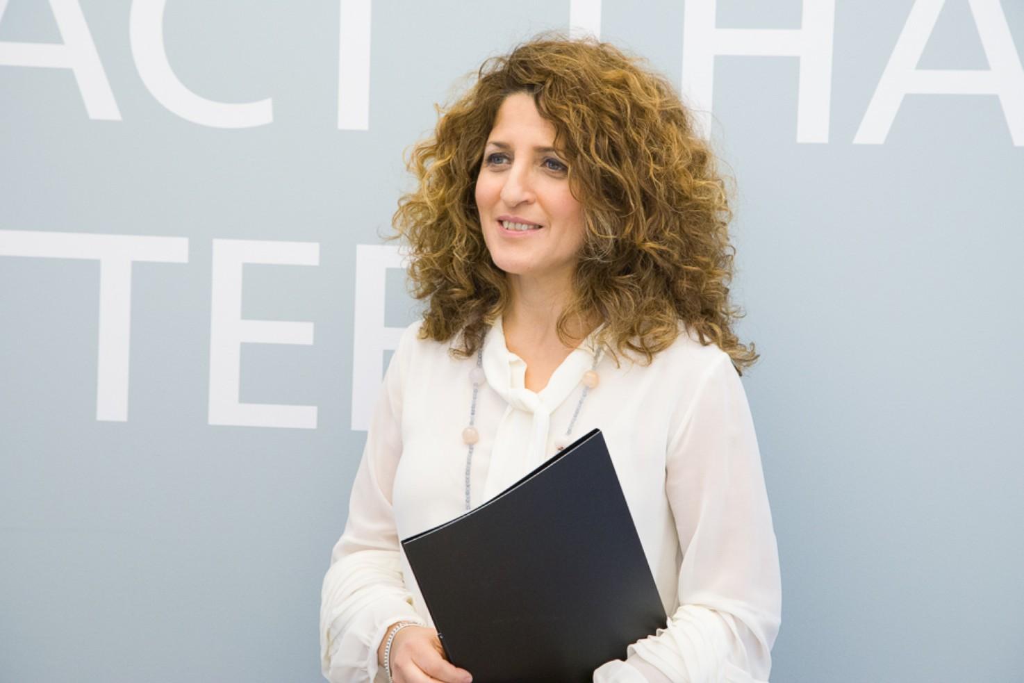 Stefania Papa, People&Purpose Leader, Deloitte
