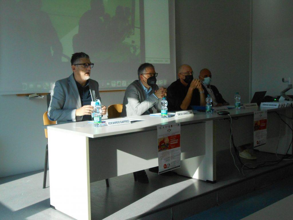 ITS Rovigo logistica sindaco Edoardo Gaffeo